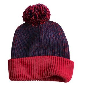 Sportsman� Speckled Knit Beanie (Embroidery)